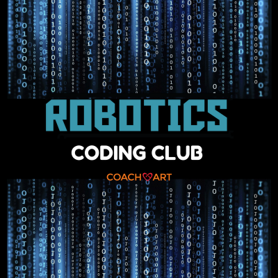 robotics coding club coachart