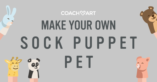 Make Your Own Sock Puppet Pet