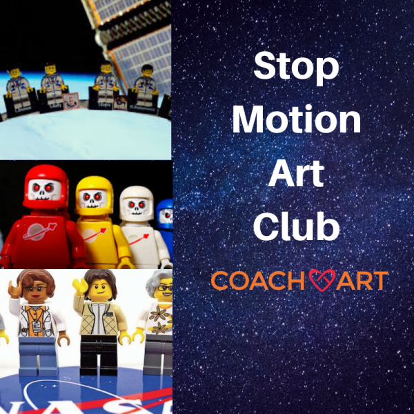 Stop Motion Art Club