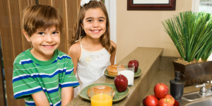 Healthy Meals for Kids: Quick and Easy Guide to Sneaking in Veggies
