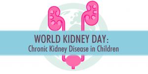 World Kidney Day: Chronic Kidney Disease in Children [inforgraphic] | CoachArt