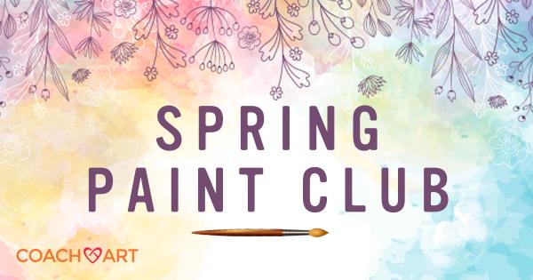 Spring Paint Club