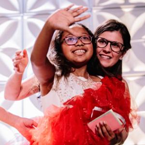 Aura's Story: Pediatric Brain Tumor and Becoming a CoachArt Shining Star