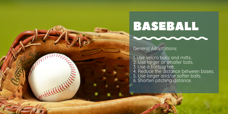 Baseball Adaptations for Kids Who Need Different Accommodations | CoachArt