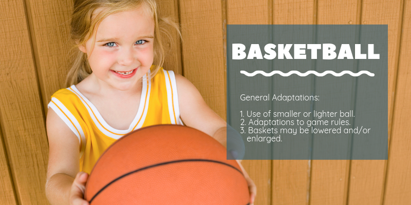 Basketball Adaptations for Kids Who Need Different Accommodations | CoachArt