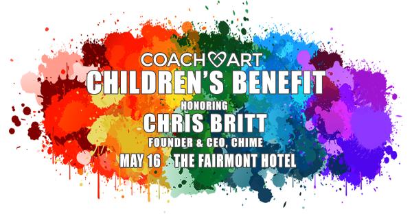 CoachArt Children's Benefit