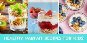 Healthy Parfait Recipes for Kids: Fruit, Yogurt and Whole Grains Parfait Recipe | CoachArt