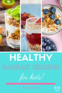 Healthy Parfait Recipes for Kids: Fruit, Yogurt and Whole Grains Parfait Recipe   CoachArt
