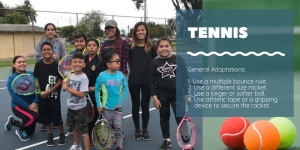 Tennis Adaptations for Kids Who Need Different Accommodations | CoachArt