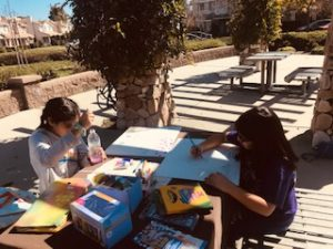 CoachArt San Diego: In Home Art Lessons for Kids Impacted by Childhood Chronic Illness