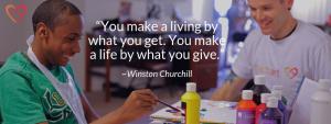 Benefits of Volunteering Quote