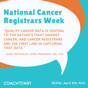 National Cancer Registrars Week: The Role of Registrars in Cancer Treatment