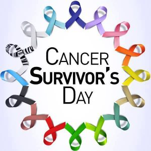 June 2nd is National Cancer Survivors Day