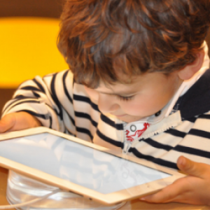 Children's Eye Health: Limiting Screen Time for Children