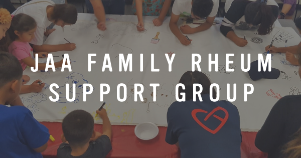 "JAA ""Family Rheum"" Support Group"
