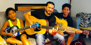 CoachArt Guitar Lessons in San Diego