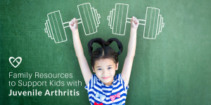 Family Resources to Support Kids with Juvenile Arthritis | CoachArt