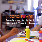 Free Arts and Athletics for Kids with Chronic Illness | CoachArt