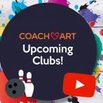 Upcoming Clubs for Los Angeles CoachArt Students