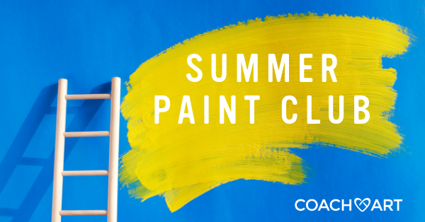 Summer Paint Club