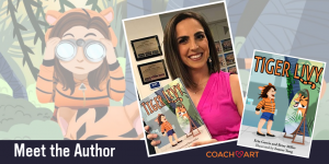 """Tiger Livy"" Children's Book Signing in San Diego with Erin Garcia 