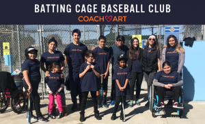 CoachArt Batting Cage Baseball Club in South Gate