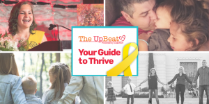Childhood Cancer Resources from The UpBeat Podcast (Pediatric Cancer Awareness Month) | CoachArt