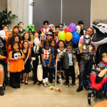 2019 Halloween Spooktacular Event for Los Angeles CoachArt Families! October 27th at Netflix.