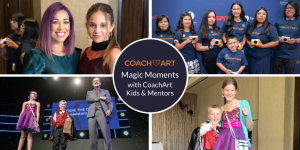 3 Magic Moments with CoachArt Kids and Volunteer Coaches (2019 Gala of Champions)
