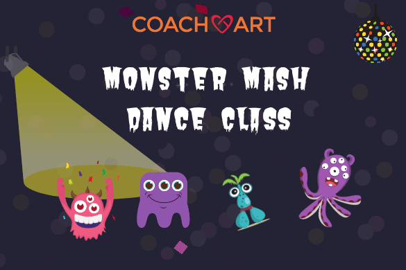 SD Monster Mash Dance Class