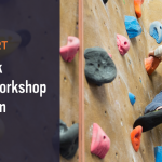CoachArt San Diego Events: Kids' Indoor Rock Climbing Workshop