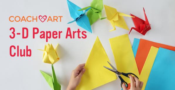 LA 3-D Paper Arts Club
