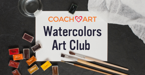 Watercolors Art Club