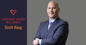 Scott Haug, Managing Director with Alvarez and Marsal's Corporate Transformation Consulting Practice Joins CoachArt Board