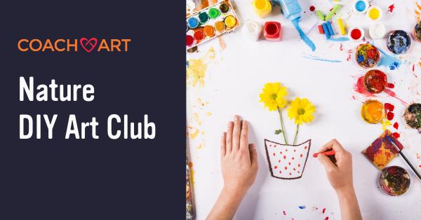 LA Nature DIY Art Club