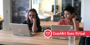 CoachArt Goes Virtual: Online Lessons for CoachArt Community