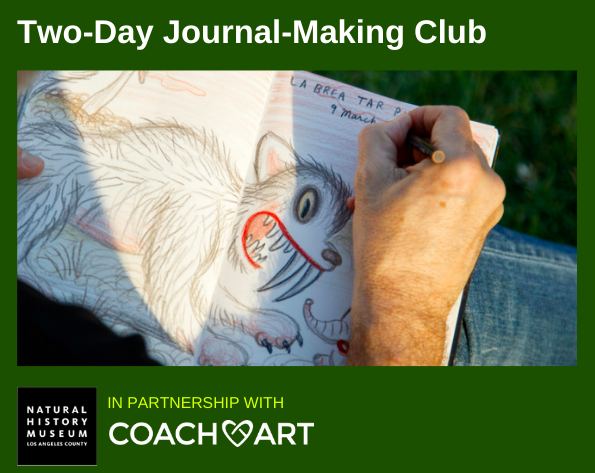 LA Two-Day Journal Making Club