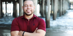 CoachArt Los Angeles: Meet Senior Program Manager, Erick Rodriguez