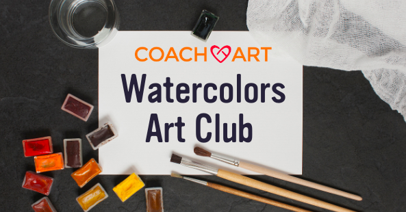 BA - Watercolors Art Club