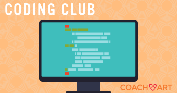 Coding Club session 1