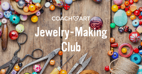 Jewelry-Making Club session 2