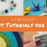 4 Fun-Filled Craft Tutorials for Kids | CoachArt