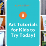 8 Art Tutorials for Kids to Try Today | CoachArt